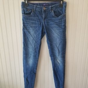 Levi's denim leggings blue jeans